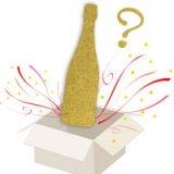 カクヤスで921くじ引きの日「スパークリングワインくじ」販売。1000円でヴーヴ・クリコ、マム、モエシャンなどが当たるかも。100セット限定。