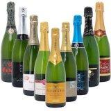 Amazonで本格シャンパン製法の泡厳選9本セットが15%OFF。1本あたり782円のセール価格。9月16日20時まで。