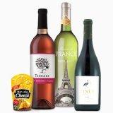 AmazonでCheeza10個とワイン3本で5000円のセットがセール中。対象ワインは75本。在庫1本もあるのでお早めに。